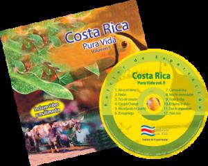 Costa Rica Pura Vida Vol.2 -  Click para ver detalles