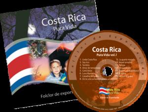 Costa Rica Pura Vida Vol.1 -  Click para ver detalles